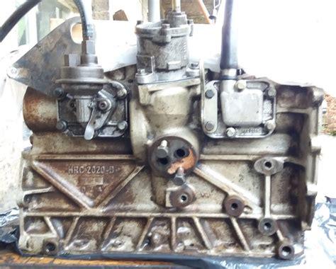 200tdi engine block my series iii 109 land rover