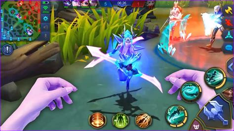 When Mobile Legends Become 3d ! 3d Gameplay Mobile Legends