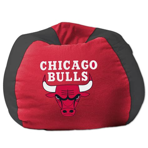 chicago bulls bean bag chair nba store