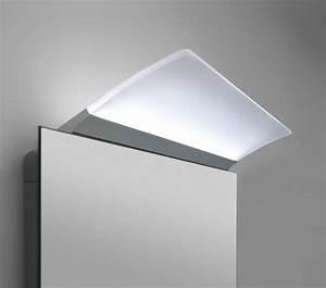 Lampada a led Angela: lampada da bagno per specchio