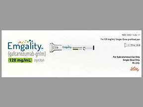 It is used to prevent migraines for adults who. Emgality Pen Subcutaneous : Uses, Side Effects ...