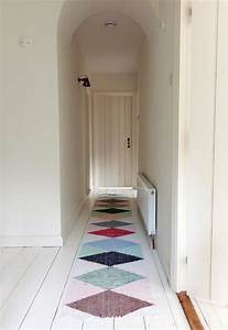 12 tapis de couloir au design unique pour un hall d39entree With tapis couloir design