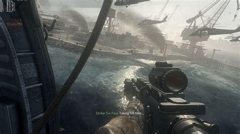 call  duty modern warfare remastered  screenshots