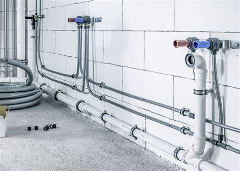 Verlegen Einer Kaltwasserleitung by Trinkwasserhygiene Energieeffizienz Und Komfort Im