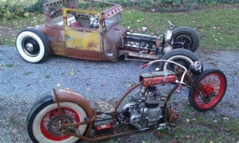 32 Best Rat Rods, Bobbers Images On Pinterest
