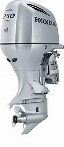 Honda Bf250 Outboard Engine