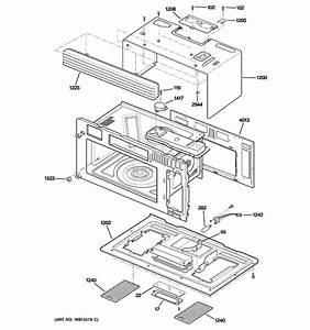 Ge Jvm1790wkc01 Microwave  Hood Combo Parts