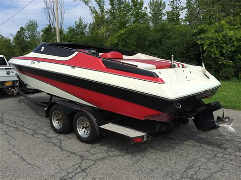 Scarab Wellcraft Boats For Sale by Wellcraft Scarab 23 Concept 1988 For Sale For 4 250
