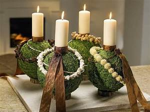 Adventskranz Basteln Modern : individuell weihnachtsdekoration selber basteln ruhr nachrichten ~ Markanthonyermac.com Haus und Dekorationen