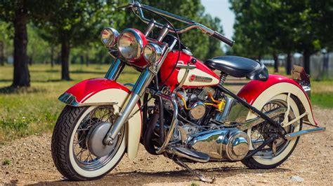 1949 Harley-davidson Fl Panhead