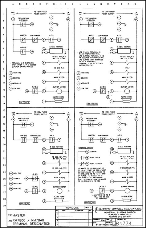 Honeywell Safeguard 7800 Wiring Diagram by Questions Answers About Honeywell S 7800 Series