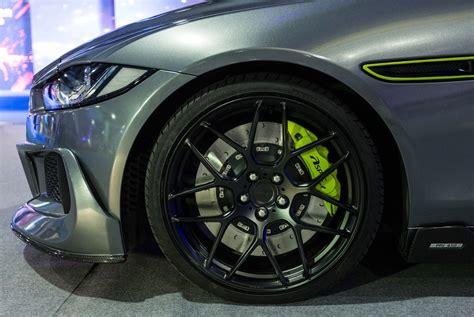 jaguar xe body kit  vented hood   chinas