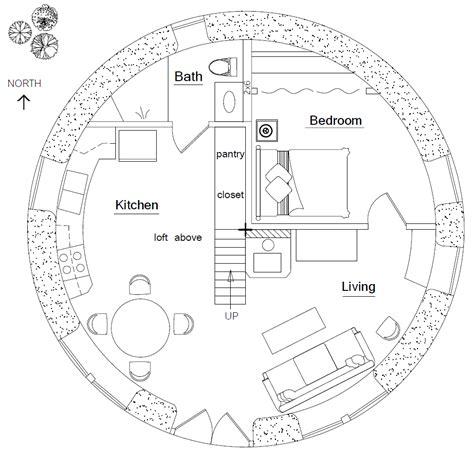 hobbit house designs loft earthbag house plans