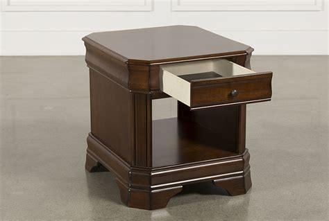 living spaces end tables hamlyn end table living spaces