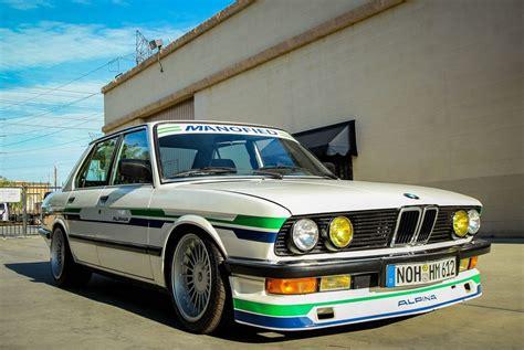 1988 Bmw 535i E28 Alpina B9 Wr Showroom
