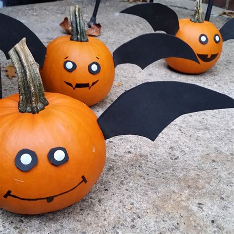 Non Carving Pumpkin Decorating Ideas by Clever No Carve Painted Pumpkin Ideas For Kids Crafty
