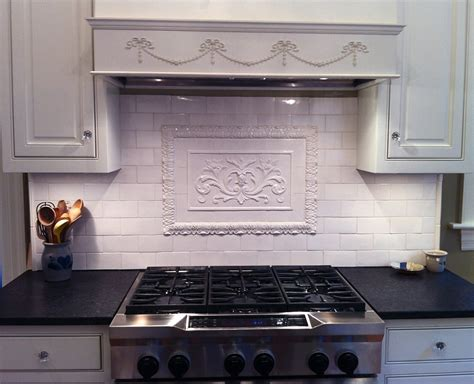 kitchen backsplash inserts installations andersen ceramics 2223
