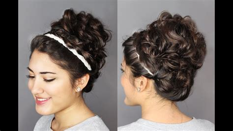 Second Day Hair Holiday Updo