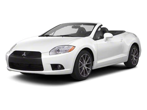 2012 Mitsubishi Eclipse Values- Nadaguides