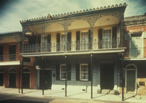 gallier house  orleans attraction