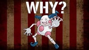 Why Mega Evolve? #46 Mr. Mime - YouTube