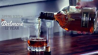 Dalmore Whisky Scotch Sipping Yard Malt Bottle