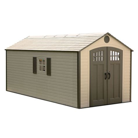 1000 ideas about lifetime storage sheds on pinterest