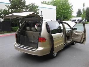 2002 Honda Odyssey Ex Power