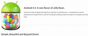 android 42 jelly bean whats new lowyatnet With whats new in android 4 2