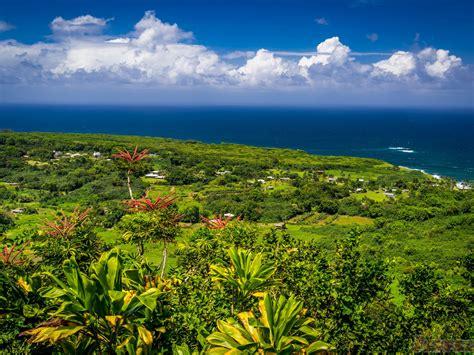 Hana, Maui, Hawaii-Beautiful Desktop Wallpaper HD ...