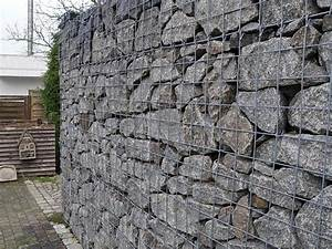 L Steine Kosten : gabionen stilvolle alternative zu z unen meykopff ~ Michelbontemps.com Haus und Dekorationen