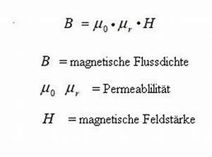 Magnetfeld Berechnen : magnetfelder von leiter und leiterschleifen ~ Themetempest.com Abrechnung