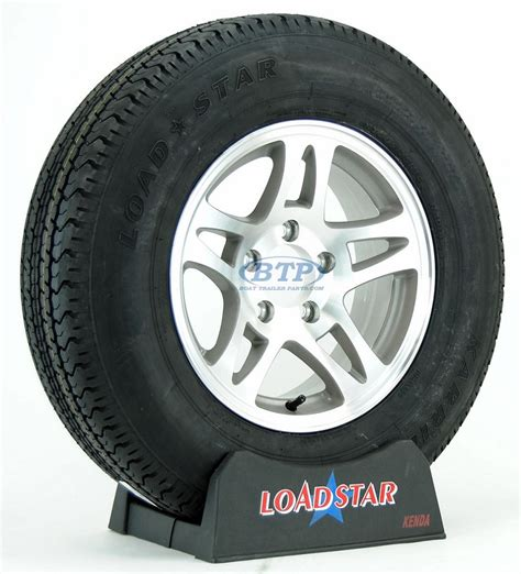 Boat R Wheels by Boat Trailer Tire St205 75r14 Radial On Aluminum 5 Lug