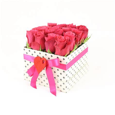bloemen in box rozen bloemist eindhoven