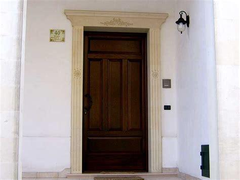 Ingressi In Pietra - cornice in pietra per porta di ingresso la pietra taurina