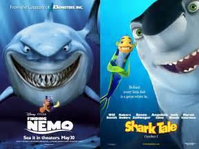 Finding Nemo Shark Tale