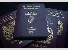 Irish Passports in Demand as UK Prepares for Life After