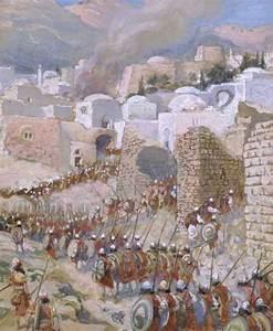 The Battle Of Jericho  U2013 Children U0026 39 S Church