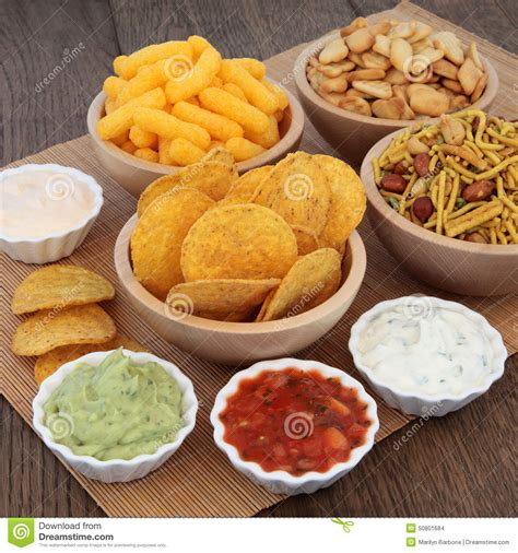dips cuisine dips and crisps stock photo image of crisp cheese