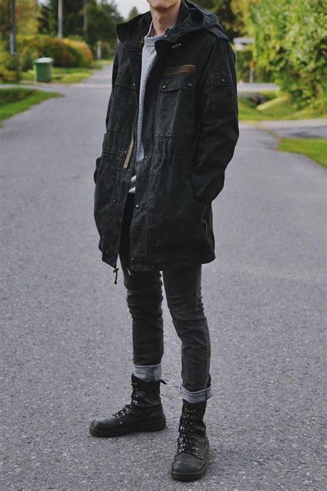 Mensfashionedgy Mens Fashion Edgy Pinterest Mode