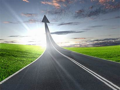 Software Powerpoint Backgrounds Road