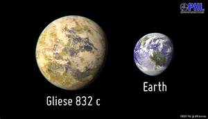Nearby Earth-like planet found: Gliese 832c | Anne's ...