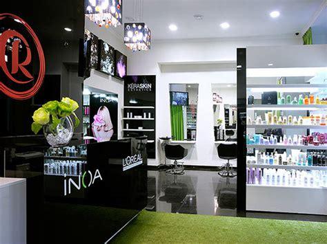 rumyantsevas beauty salon interior design  behance