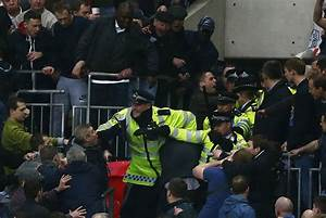 Millwall Fans Arrested as Fighting Scars FA Cup Wembley ...