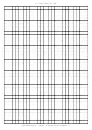 graph paper   quad ruled