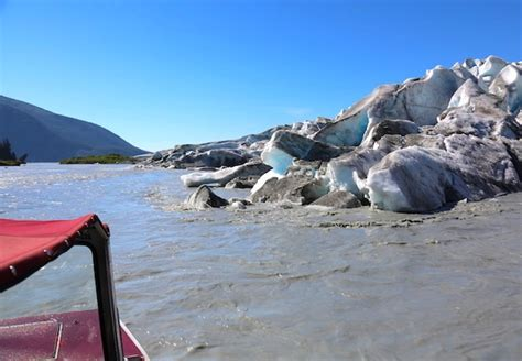 Airboat Juneau by Juneau Taku Glacier Exploration Via Airboat And Helicopter