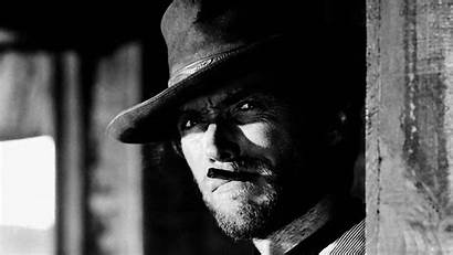 Clint Eastwood Monochrome Wallpapers Px Actor Blurred
