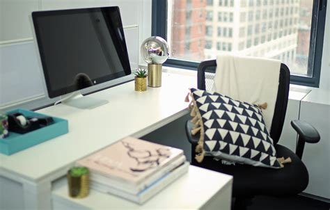 clean desk tips popsugar home