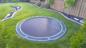 In Ground Trampolin : in ground trampoline kit ~ Orissabook.com Haus und Dekorationen