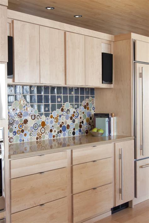 light wood kitchen cabinets Kitchen Modern with light wood